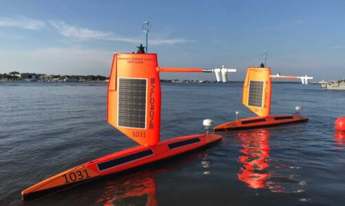 Saildrone Closes Series C Funding to Advance ocean exploration systems